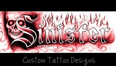 """Sinister"" Tattoo Design by Denise A. Wells (Denise A. Wells) Tags: blackandwhite detail art tattoo pencil dead skulls death skull sketch artwork artist drawing evil demon bodyart skinart irezumi illistration tattoodesign tattooflash skulladay freetattoodesigns drawingtattoo menakutkan tattoodesignsformen deniseawells creativetattoos gothictattoo customtattoodesign uniquetattoodesigns finelinetattoodesign evilskullart epicink tattoolinework masculinetattoodesigns cooltattoodesigns skullandflamestattoo eviltattooskull tattoobydenise denyceangel40yahoocom epictattoos tattoocreator thebesttattoodesigns wickedtattoosdesigns"