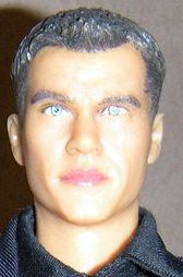 Matt Damon/Jason Bourne figure by pattidolls