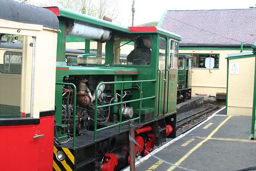 Hunslet # 11 Peris at Llanberis
