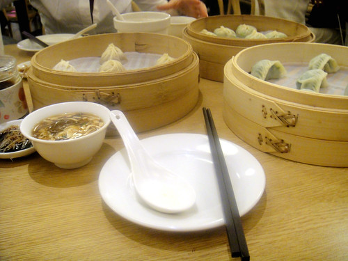 delicious yum dumplings