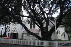 Old St Paul's, Wellington