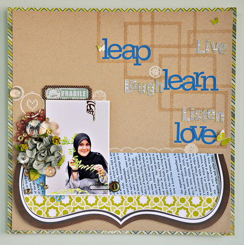 Leap Learn Love