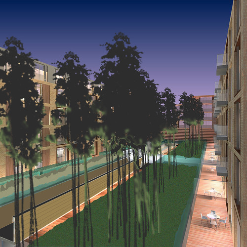 Southside Apartments Birmingham Al: Landscape Projects