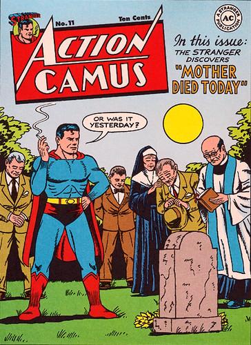 Blog 7: Camus' Absurdism