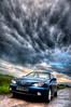 Mammatus cloud II HDR (AragianMarko) Tags: cloud rain weather contrast dawn nikon nissan romania nikkor dri primera hdr tutorial banat mammatus cs4 noiseware timis d90 photomatix 18105mm checea markoaragian