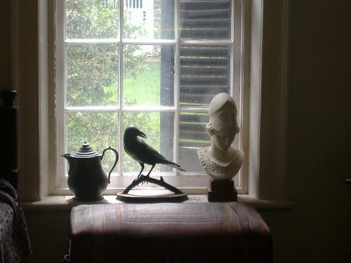 Poe's Room (Raven)