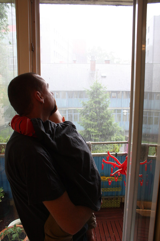Regen, Regen, Regen ...