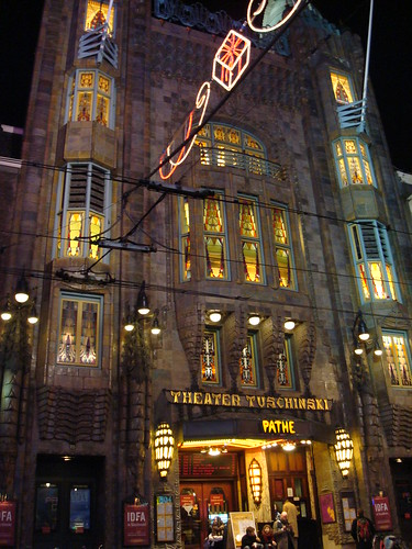 Cinema Pathe Tuschinski Amsterdam