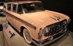 1957 Nash Custom wgn - Coppertone Poly Peach - fvr