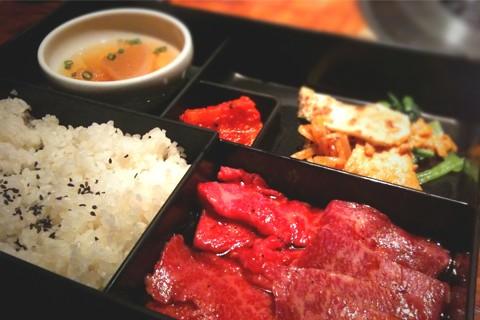 """THE SOUL OF SEOUL""ランチが安くて美味しかった!店の雰囲気も良し。"