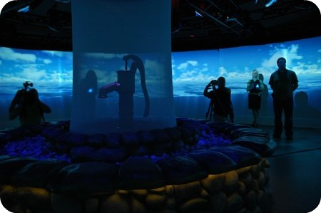 AQUA - at the Canadian Museum of Nature