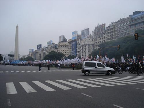 indigenas en plaza de mayo 3