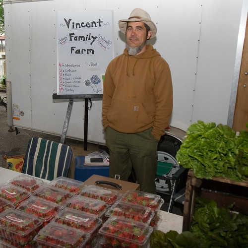 Todd Vincent of Vincent Family Farm