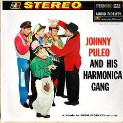 Ole Puny John (epiclectic) Tags: music art vintage fur pants dwarf album vinyl retro collection jacket cover lp record 1957 sleeve harmonica anagram johnnypuleo epiclectic audiofidelity skipperhat titlebywordsmithorg