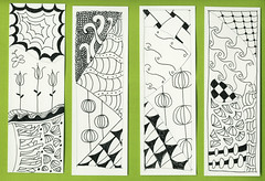 Zentangle Bookmarks