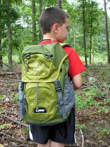 Serious backpacks for small kids - Brian's Backpacking Blog