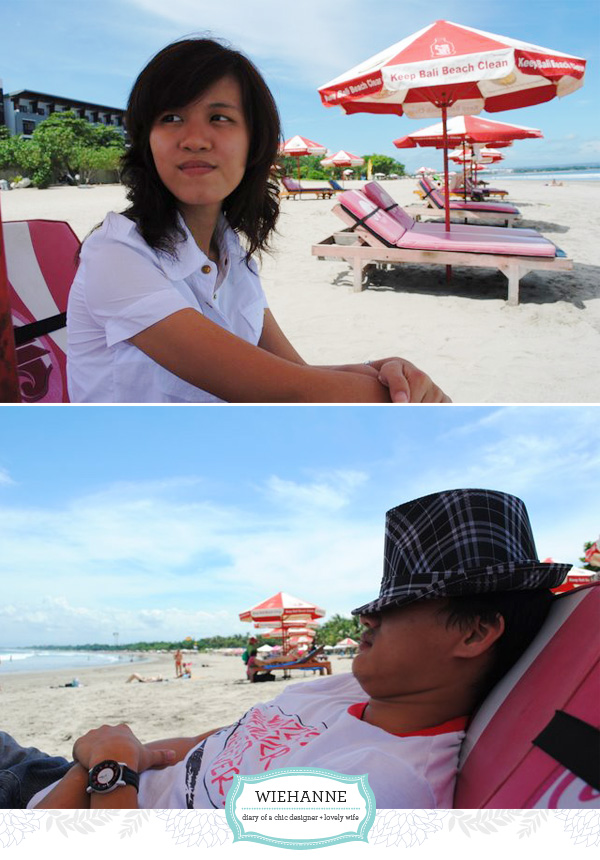 relaxing-at-kuta-beach