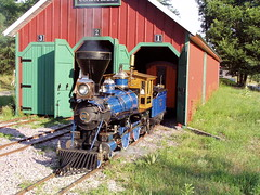R&GN 96 (Robby Gragg) Tags: wisconsin live steam 440 dells 96 rgn