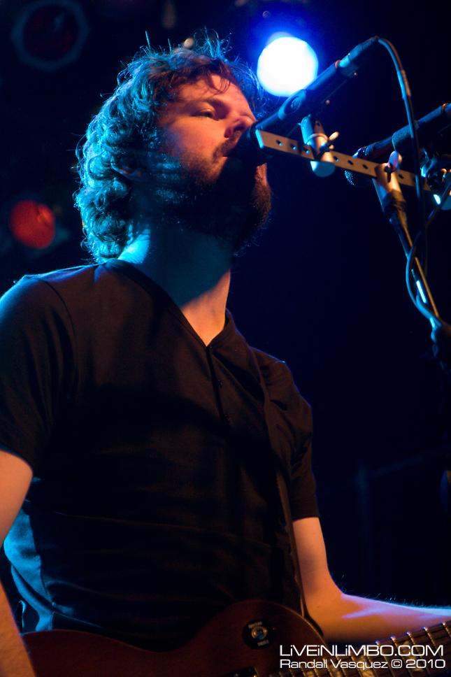 Concert Review: Wintersleep @ mod club, May 26, 2010