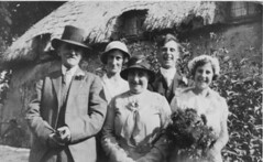 Fred and Nell's wedding