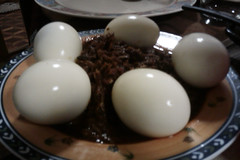 Sambal with Egg