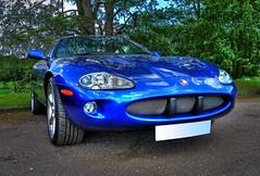 Jaguar XK-R HDR