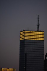 Bloomberg Building (lbreiss34) Tags: nyc sunset bloombergbuilding nycatnight
