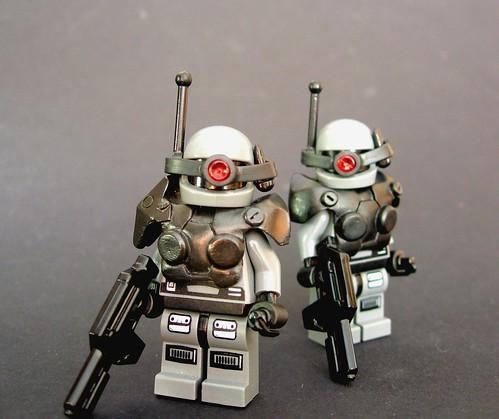 Cyborg Troops