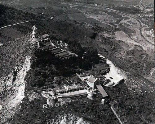 la cumbre del Cerro San Cristobal