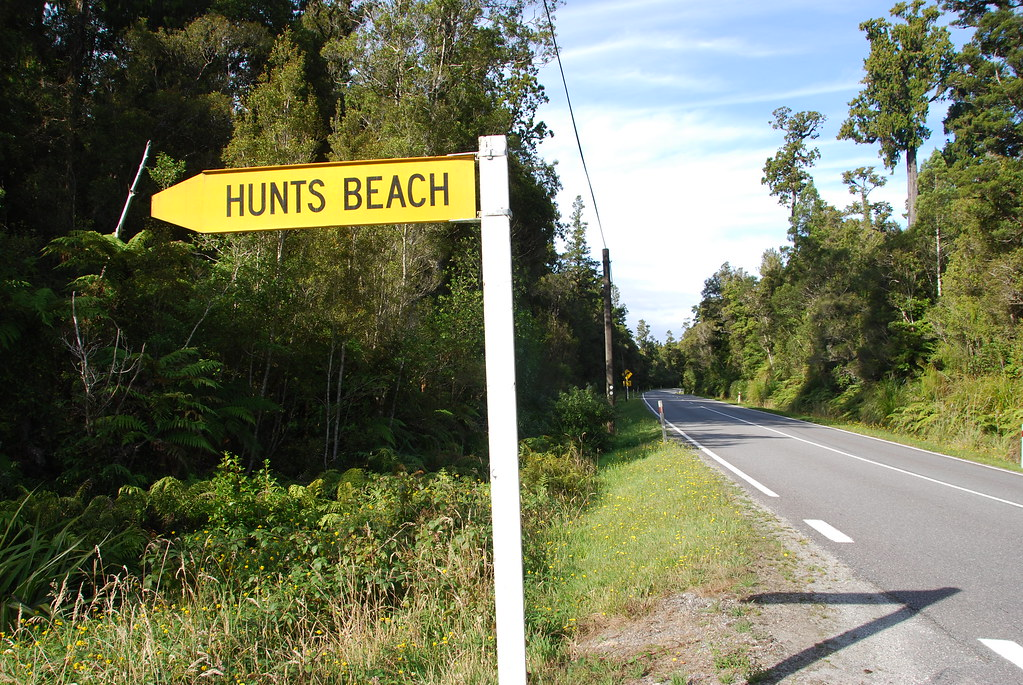 hunts beach