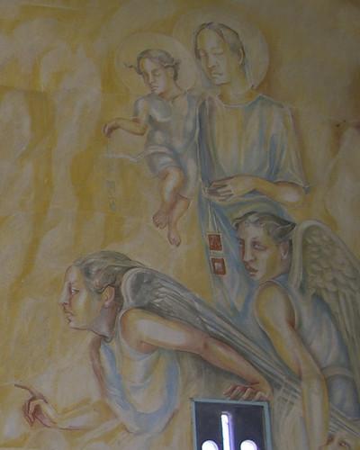 Mural, lado derecho