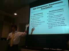 smartphone app dev as business model for USAID assistance