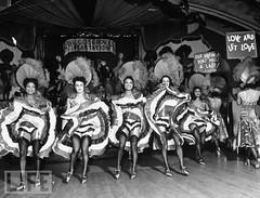 Famous Cotton Club Chorus Line girls (psychosurplus) Tags: