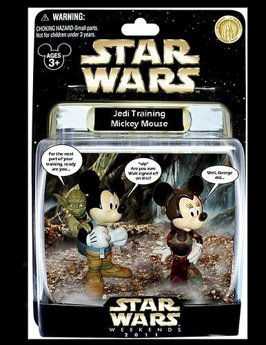 Star Wars Figures 2011. Disney Star Wars Weekends