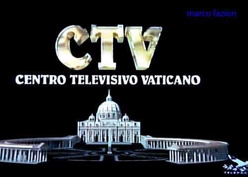 CTV - CENTRO TELEVISIVO VATICANO