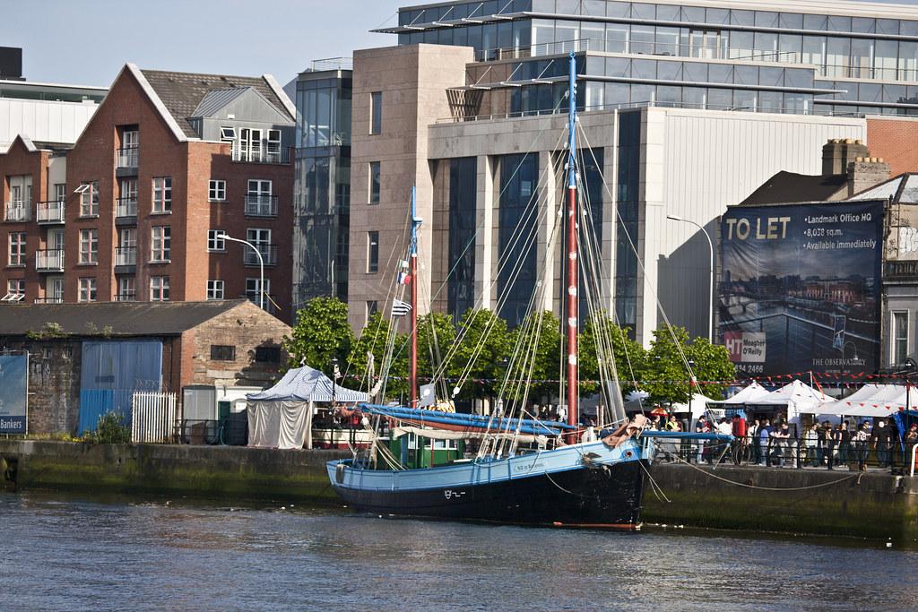 NOTRE DAME DE RUMENGOL - Dublin Maritime Festival 2010