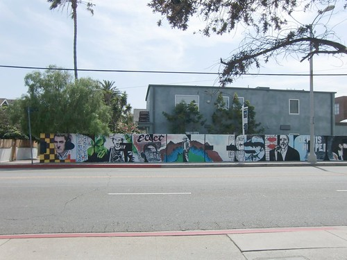 Dennis Hopper Memorial Mural Venice Beach