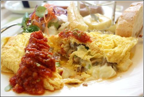 La Riche 早午餐