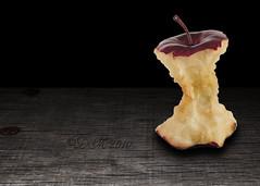 Core (BluAlien) Tags: apple fruit photoshop nikon surrealism surreal ps tamron core d300 1750mm