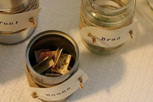 Meghan's jars