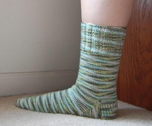 another finished sock