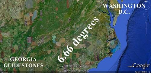 GEORGIA GUIDESTONES, NEW YORK, 666 4677440877_2d7b16ea1f