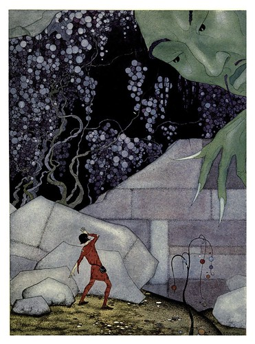 013-El pequeño Henry-Old French Fairy Tales (1920)- Virginia Frances Sterrett