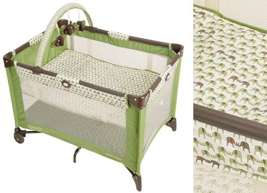 Pippin Pack 'N Play (Graco)