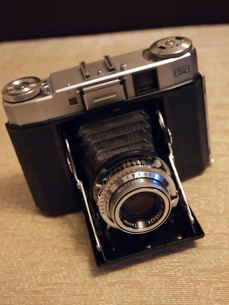 古董相機 antique camera zeiss