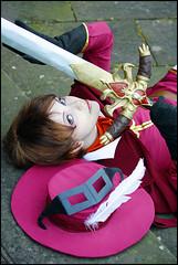Red Whirlwind/Akai Kaze RomeoXJuliet Cosplay