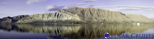 Arctic Panorama by Steve McBurnett