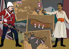 1814-16 The Empire Strikes Back the Anglo-Gorkha War (AyoGorkhali) Tags: nepal history army soldiers nepalese nepali gurkha gorkha gurkhas gorkhali anglogorkhawar