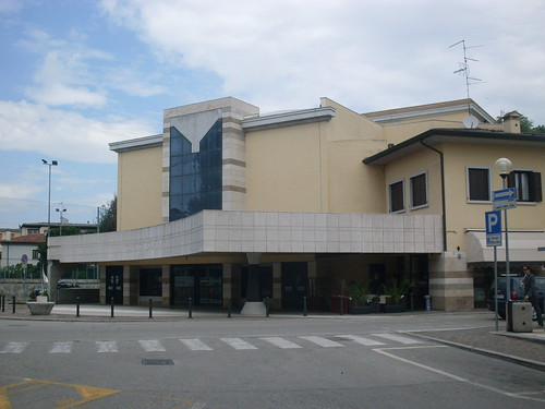 Thertro Odeon Latisana Italy