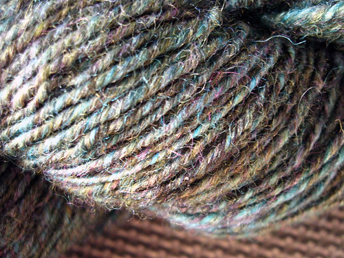 Chain-plied Colorways club